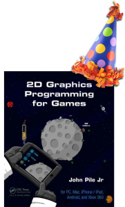 2D Graphics Programming for Games - Video Game Day